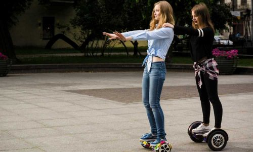 How Do You Control a Hoverboard? Find out, instead of wiping out!