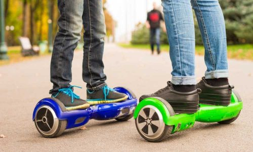 MegaWheels Hoverboard Self Balance Scooter Review