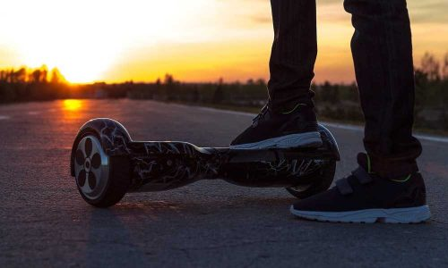 TOMOLOO Music-Rhythmed LED Hoverboard Review