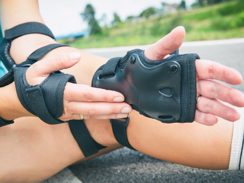 Image of the best skateboard wrist guards (also called wrist pads)