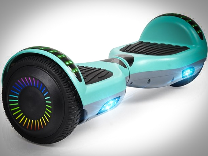 A Detailed SISIGAD Hoverboard Review